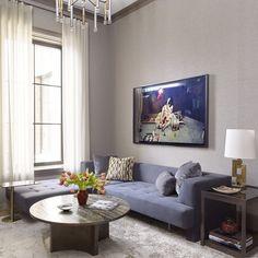 Walker Tower – Artful Living by David Scott Interiors