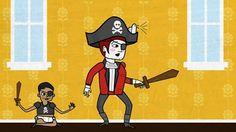 The Black Harbor    The Help #i #him #illustration #shot #pirate