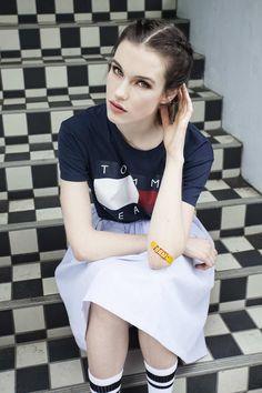 Vibrant Fashion Photography by Julie Vielvoije