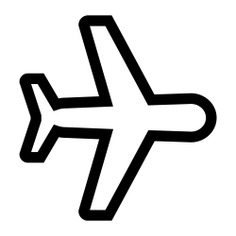 See more icon inspiration related to plane, flight, airport, airplane, travel, aeroplane, transport and transportation on Flaticon.