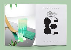 Heart Zine on Behance #fanzine #design #type #editorial #magazine