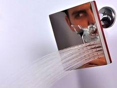 Fancy - Reflect Showerhead Mirror #mirror