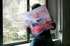 CCRZ - elenco dei progetti #design #poster