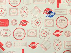 Graphic & Print Design Inspiration #023