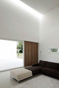 Minimalist House Sulla Morella by Andrea Oliva | Modern House Design, Modern Architecture, Home Plans, Modern Houses, Architecture Designs