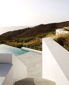 Ktima House by Camilo Rebelo and Susana Martins mediterranean house design #outdoor #pool #architecture #house