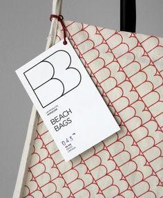 Beach bags | Atipus #logo #brand