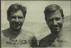 063a Vic & Harrison.jpg (660×449) #jones #indiana #ford #stunt #harrison #man