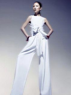 Ishie Wang x Lily #fashion
