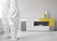Elegant Modular Furniture by Studio Piure - #design, #furniture, #modernfurniture,