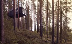 The Cabin #sweden #cabin #woods #the #hotel