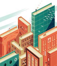 Illustrations by Dean Gorissen   Inspiration Grid   Design Inspiration #kufhsdfh
