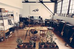 Shigeto Studio #interior #design #shigeto #studio #music