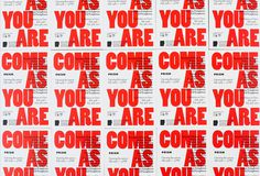 Prism, Come As You Are, Exhibition Collateral on Behance #exhibition #collatoral #poster