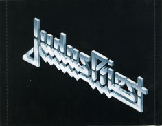 Typeverything.com @typeverything Judas Priest logo.Via Designersgotoheaven.com #yeah #fuck #priest #judas