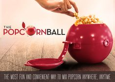Popcorn Ball #tech #flow #gadget #gift #ideas #cool