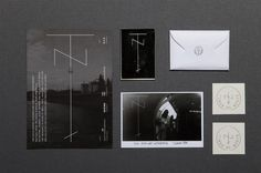 Tenue de Nîmes Identity | Another Something #identity #stationery