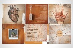 Foundry Collective #album #gaither #design #brianna #art #foundry #collective #layout #cd