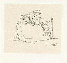 Every reform movement has a lunatic fringe #illustration #rabbit