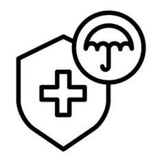 See more icon inspiration related to umbrella, medical insurance, healthcare and medical, insurance, protected, gestures, hands, healthcare, security and medical on Flaticon.