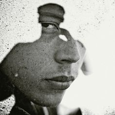 Multiple Exposure Portraits Multiple exposure... | The Khooll #photography #film