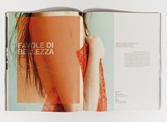 Magazine Layout Design #editorial #magazine