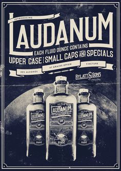 Laudanum promotional Poster