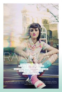 She Is A Rainbow | Volt Café | by Volt Magazine