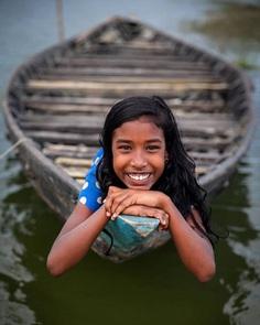 Powerful Documentary Street Kids Photography by Mou Aysha