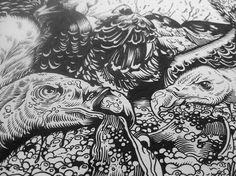 Tim McDonagh Illustration