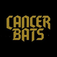 App Icon #bats #typography #blackletter #cancer