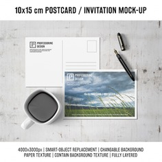 Postcard mock up design Free Psd. See more inspiration related to Mockup, Card, Design, Template, Web, Website, Advertising, Web design, Mock up, Postcard, Cards, Templates, Website template, Mockups, Advertising design, Up, Website design, Web template, Realistic, Real, Web templates, Postcards, Mock ups, Mock and Ups on Freepik.