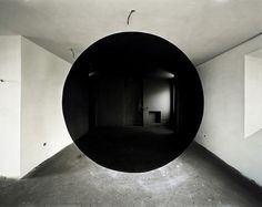 Georges Rousse - today and tomorrow #photo #geometry