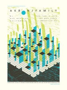 (7) Posters #family #print #matter #subject #screen #akron #studio #poster #concert