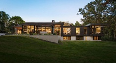 Modern Single Family Home with Generous Lake Views in Minnesota