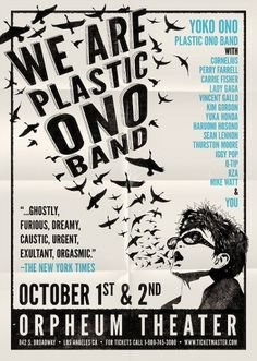 We Are Plastic Ono Band - The Made Shop