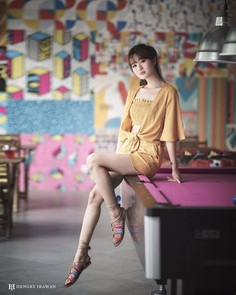 Gorgeous Beauty Portrait Photography by Hengky Irawan