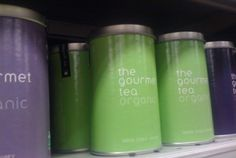 Coisa #packaging #design #organic #tea