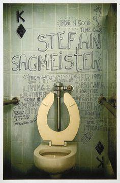 King of diamonds Sagmeister homage #graphic design #design