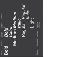 Keller Maurer Design #typography