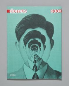 Domus Magazine Cover by Ill Studio #malinowsky #cover #nicolas #ill #collage #magazine