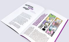 DETALHE #history #artist #lines #itau #illustrator #color #design #book #ita㺠#print #megalo #illustration #megalodesign #brasil #laerte #brazil #paper #editorial
