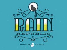 Rain Republic #erick #montes