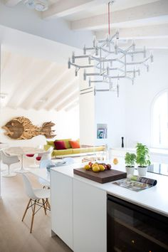 Attic apartment in Verona