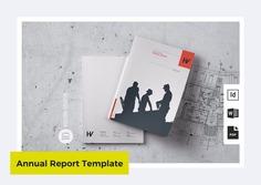Annual Report – Huntsville by ID Vision Studio