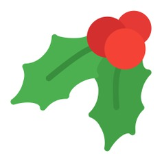 See more icon inspiration related to ornament, Tools and utensils, mistletoe, xmas, decoration, christmas and nature on Flaticon.