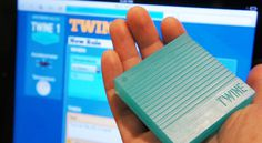 Twine, A Tiny Gizmo That Holds The Internet's Future #internet #gadget
