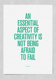 MSCED #quote #creativity #poster #typography