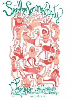 raumbesetzung #raumbesetzung #hantel #friederike #illustration #typography