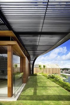 meerahouse7 | Fubiz™ #garden #architecture #house #green